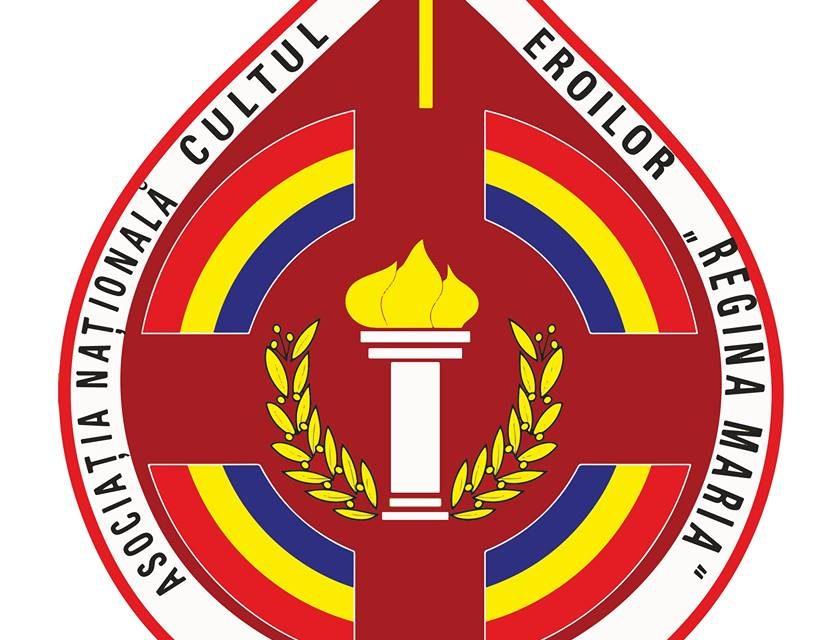 """Asociația Națională Cultul Eroilor """"Regina Maria"""" (ANCE""""RM"""") a emis Medalia Aniversară consacrată Centenarului Marii Uniri"""
