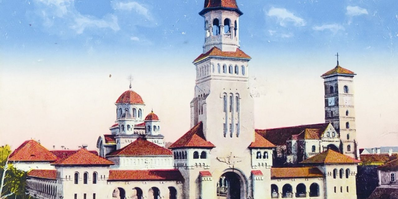 """Informații privind slujbele oficiate la Catedrala arhiepiscopală din Alba Iulia și programul distribuirii """"paștilor"""""""
