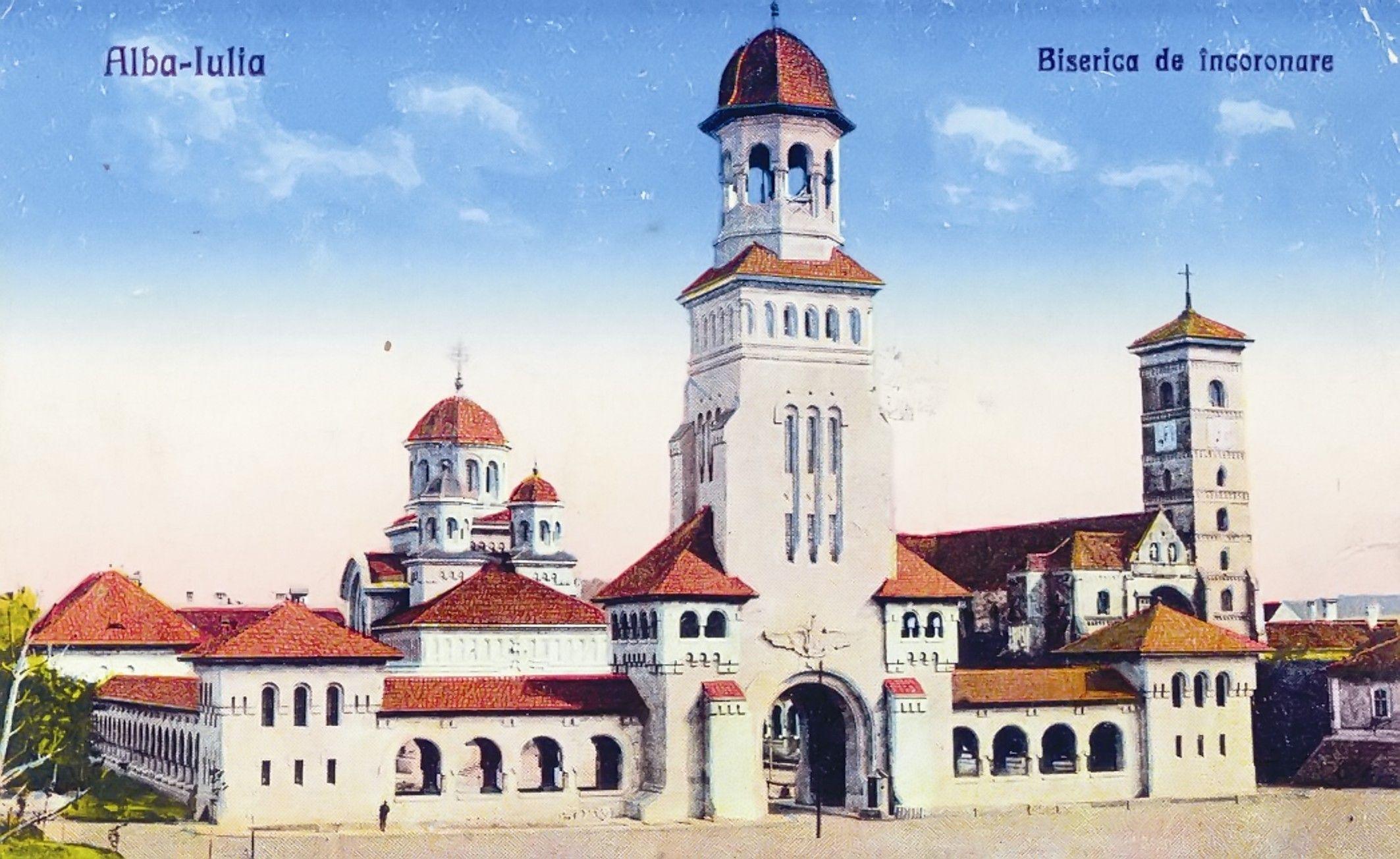 Catedrala Încoronării, Alba Iulia