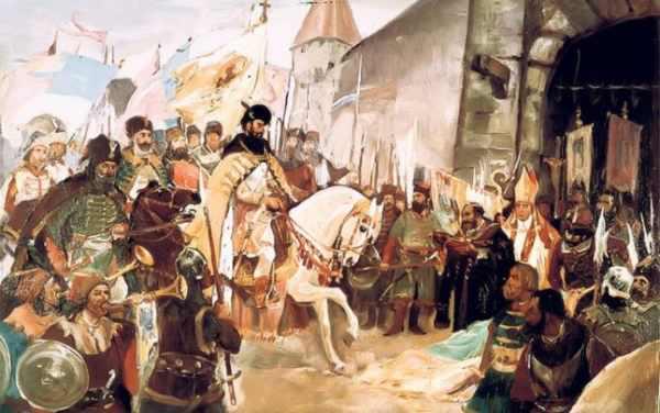 Apel privind reconstituirea intrării triumfale a lui Mihai Viteazul în Alba Iulia