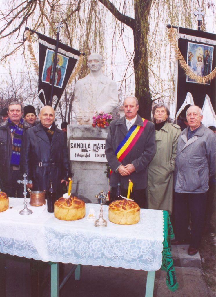 Bust Samoila Marza