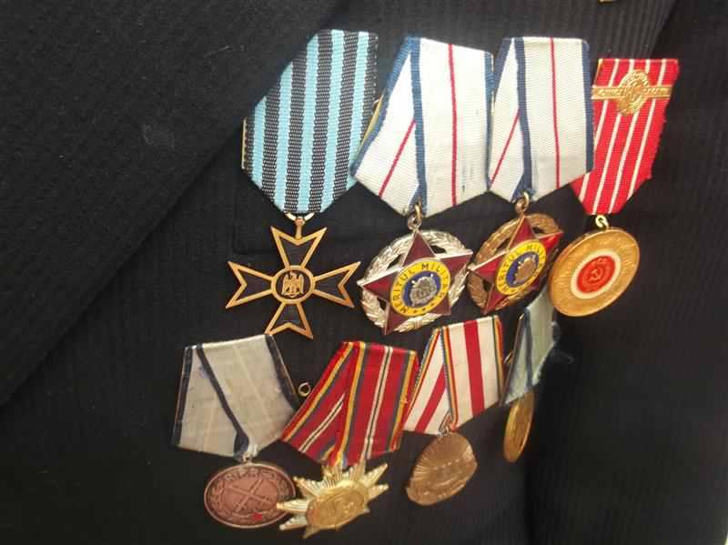 Ziua Veteranilor de Război a fost marcată și la Alba Iulia, printr-un ceremonial organizat la Cimitirul Eroilor