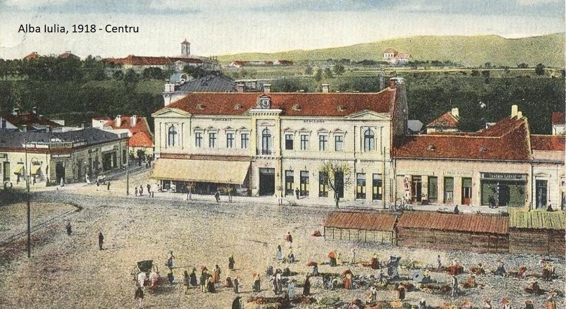 Avocatul dr. Camil Velican, primul primar român, de după Marea Unire, al oraşului Alba Iulia