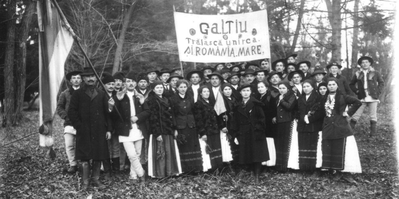 Samoilă Mârza, fotograful Unirii. 1886-1967