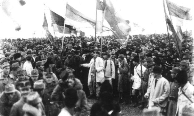 Marea Unire de la 1918, pagina sublimă a istoriei românești.