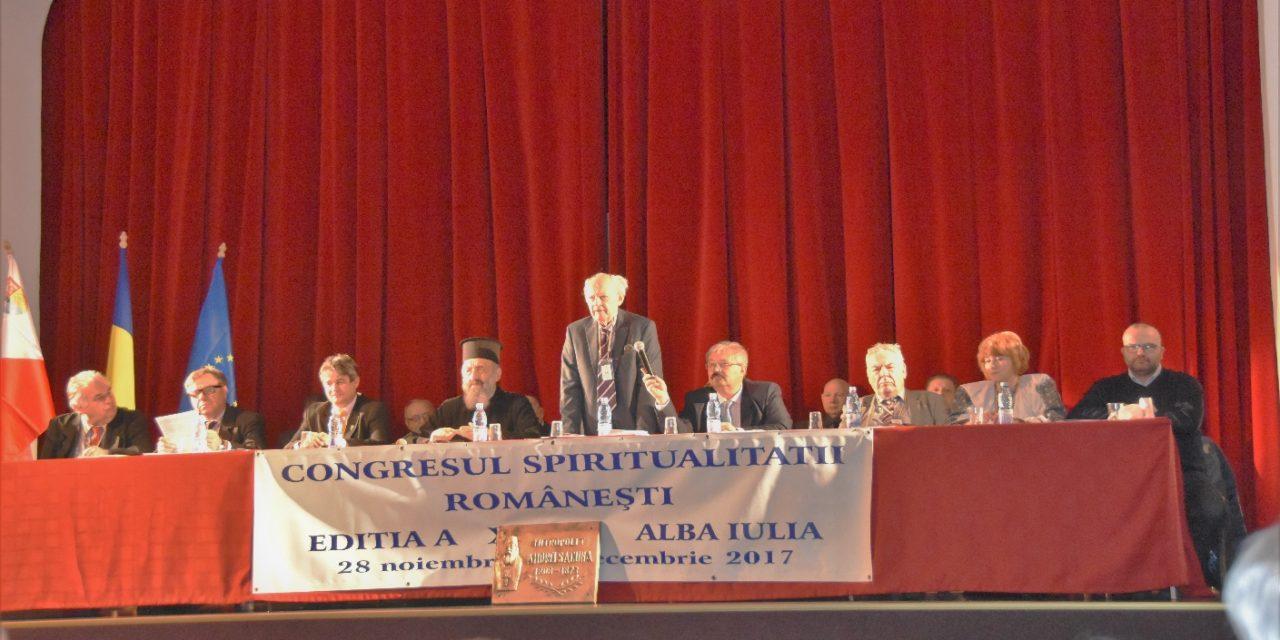Al XXI-lea Congres al Spiritualității Românești