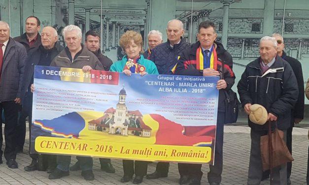 În Alba Iulia a fost sărbătorit CENTENARUL UNIRII BASARABIEI CU ROMÂNIA