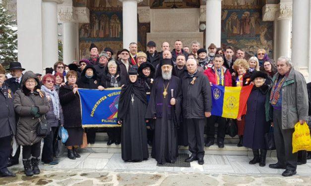 Comemorarea eroilor Horea, Cloșca, Crișan și Avram Iancu, la Mănăstirea Râmeţ