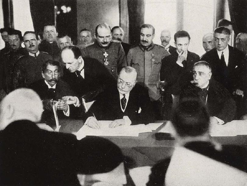 File de istorie. La ceas aniversar, să nu uităm Tratatul de la București, din anul 1918, impus României de puterile centrale