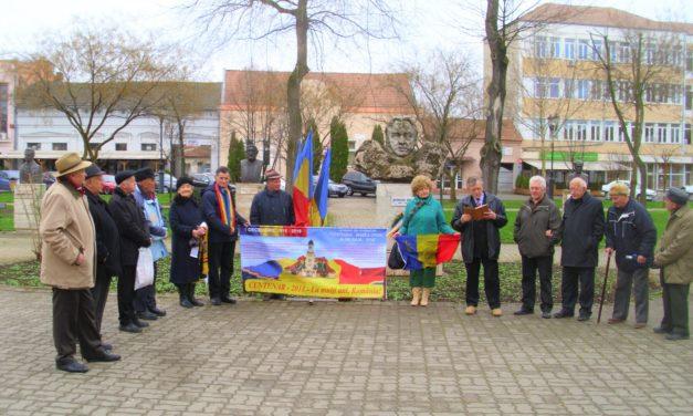 Comemorarea patrioților români OCTAVIAN GOGA ȘI ȘTEFAN CICIO POP, la ALBA IULIA
