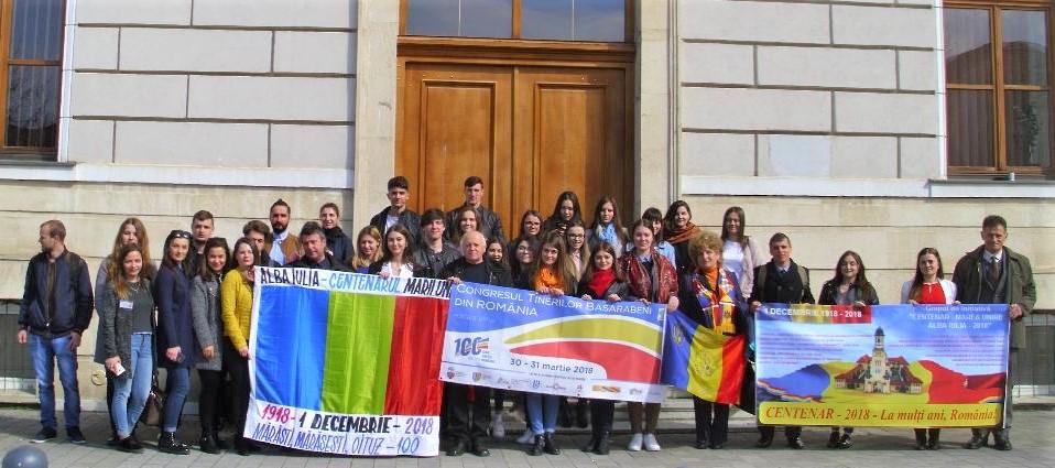 A VIII-A EDIȚIE A CONGRESULUI STUDENȚILOR BASARABENI DIN ROMÂNIA