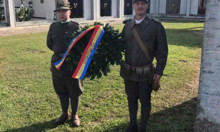 Un soldat din Abrud, decedat în Primul Război Mondial, a fost  comemorat în Italia