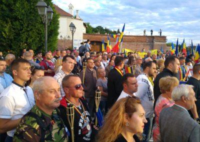marsul centenarului