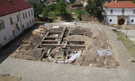 Încă un pas realizat spre declararea monumentului arheologic Biserica Episcopului Ierotei din Alba Iulia ca monument istoric