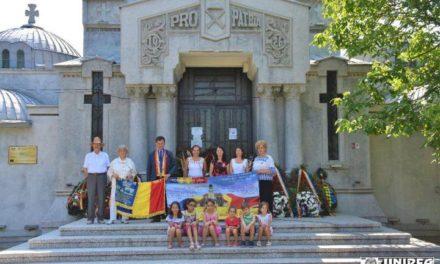 """Delegația Grupului de Inițiativă din Alba Iulia și-a îndeplinit cu succes activitățile pe """"Axa Centenarului Marii Uniri"""""""