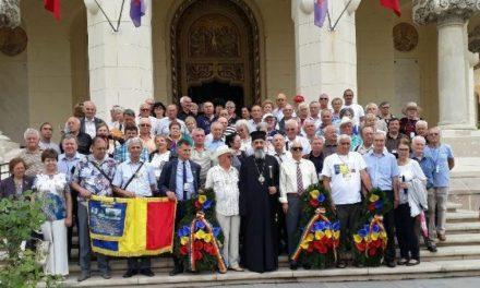 PROMOȚIA DE OFIȚERI M.A.I. – 1968, s-a întâlnit la ALBA IULIA – Cetatea de scaun a Marii Uniri