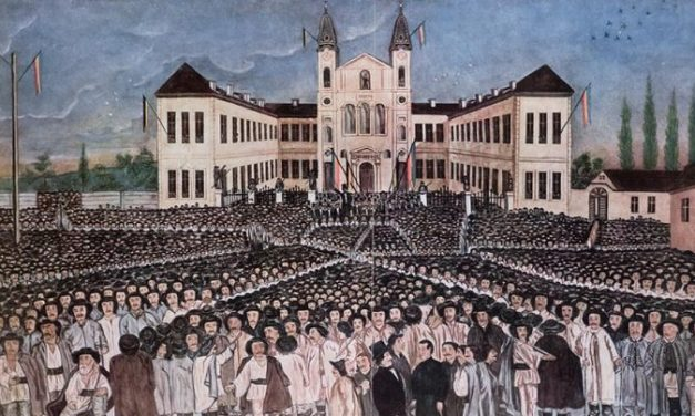 REVOLUŢIA DE LA 1848, 170 DE ANI: 60.000 de țărani, înarmaţi cu lănci şi furci, la a treia Adunare Naţională de la Blaj