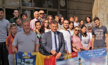 Întâlnire de suflet între reprezentanții Grupului de Inițiativă din Alba Iulia și etnicii români din Vidin