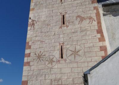 25. Biserica fortificata din Garciu