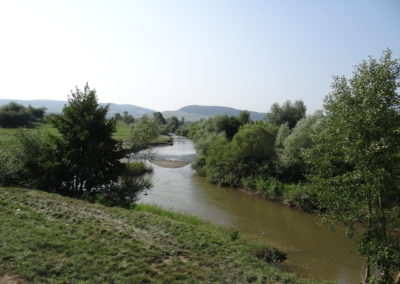 34. Tarnava Mare aproape de Sighisoara
