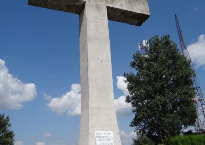 44. Crucea lu Avram Iancu de la Blaj