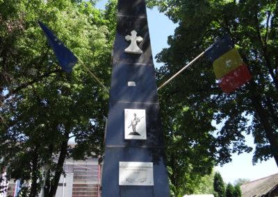 8. Monumentul eroilor de al Margineni