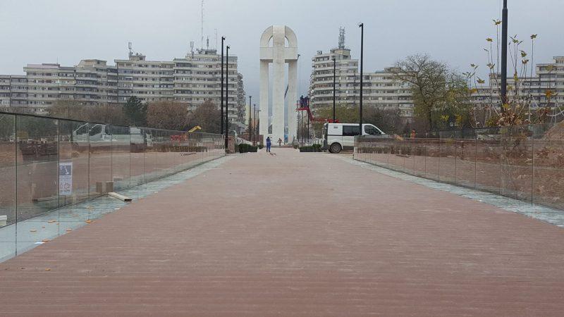 Monumentul Național al Unirii de la Alba Iulia a devenit  acum realitate, în semn de recunoștință înveșnicită pentru eroii neamului și pentru făuritorii Marii Uniri
