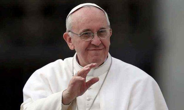 Mesajul Papei Francisc, înainte de vizita în România