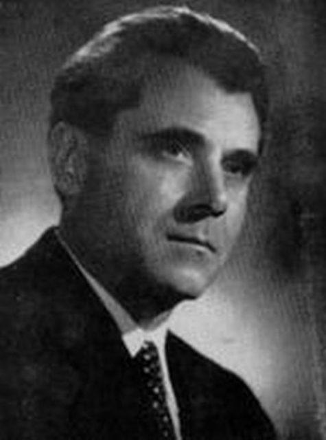 Pe Aleea Scriitorilor din Alba Iulia, academicianul David Prodan sărbătorit la 117 ani de la naștere.