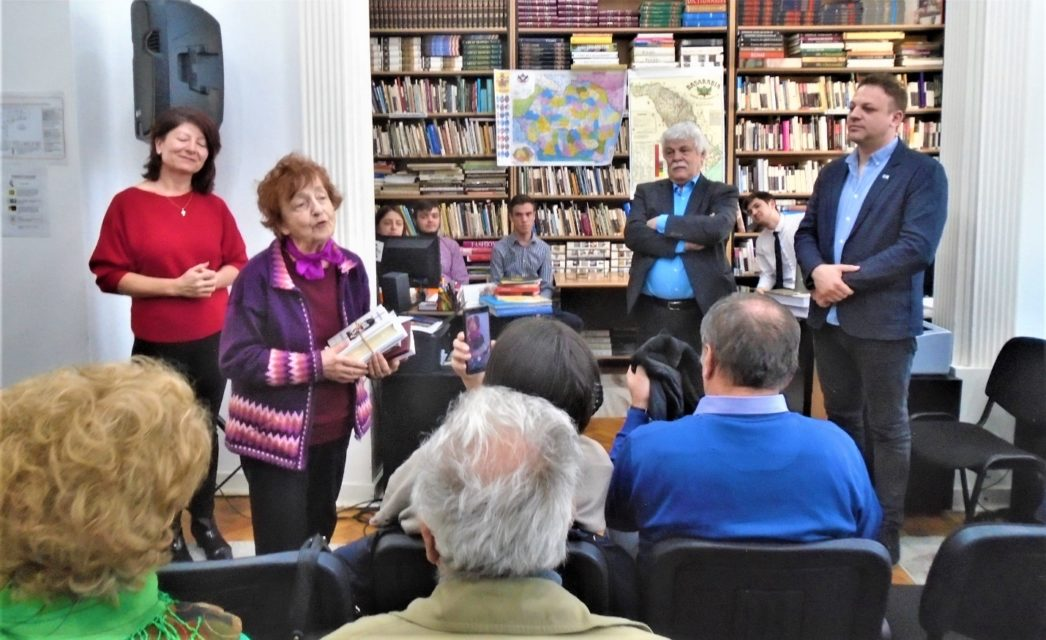 Cei 101 ani de la Unirea Basarabiei cu România, sărbătoriți de albaiulieni împreună cu basarabeni