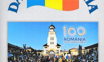 A apărut nr. 92 al Revistei DACOROMANIA, ediție omagială dedicată manifestărilor Centenarului de la 1 Decembrie 1918, cu imagini care să dăinuie încă 100 de ani
