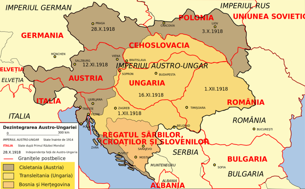 Diplomaţia României şi Tratatul de la Trianon (4 iunie 1920)