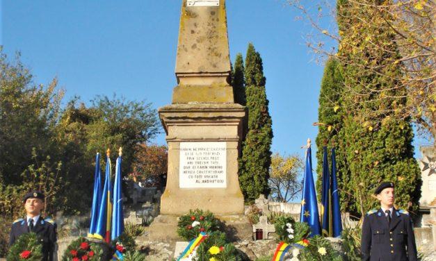 25 octombrie 2019 – Sărbătoarea Zilei Armatei României