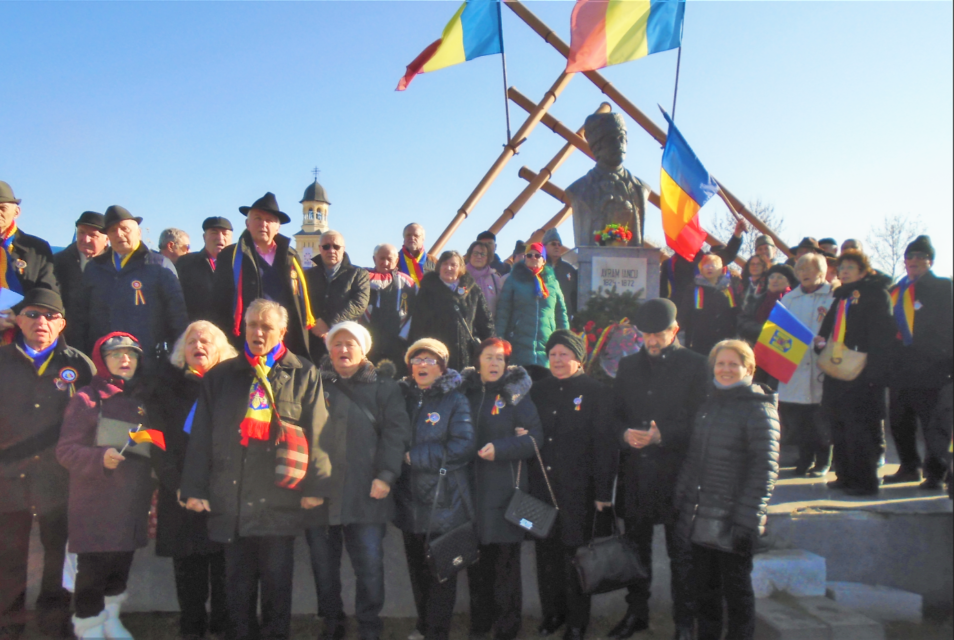 Avram Iancu – comemorat la 101 ani de la înfăptuirea Marii Uniri în semn de recunoștință pentru aportul avut în realizarea acestui vis a românilor