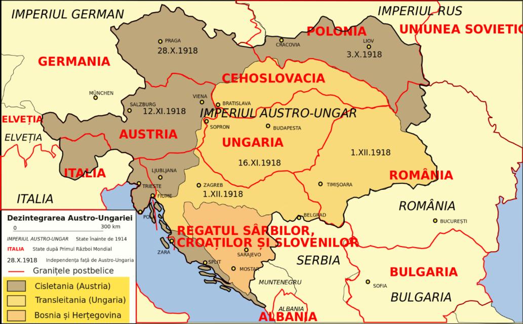 Centenarul tratatului de la Trianon