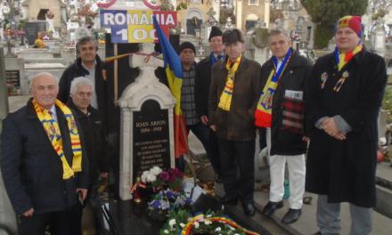 Depuneri de coroane în ajunul Zilei Naționale a României și la 101 ani de la înfăptuirea Marii Uniri