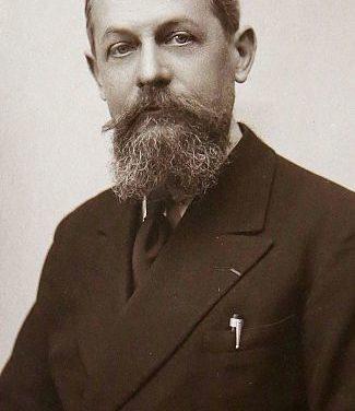 Emmanuel de Martonne a susținut cauza românilor la Conferința de Pace de la Paris. Un francez pentru graniţele României Mari.