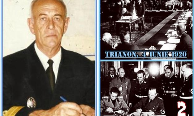De la Trianon la Dictatul de la Viena