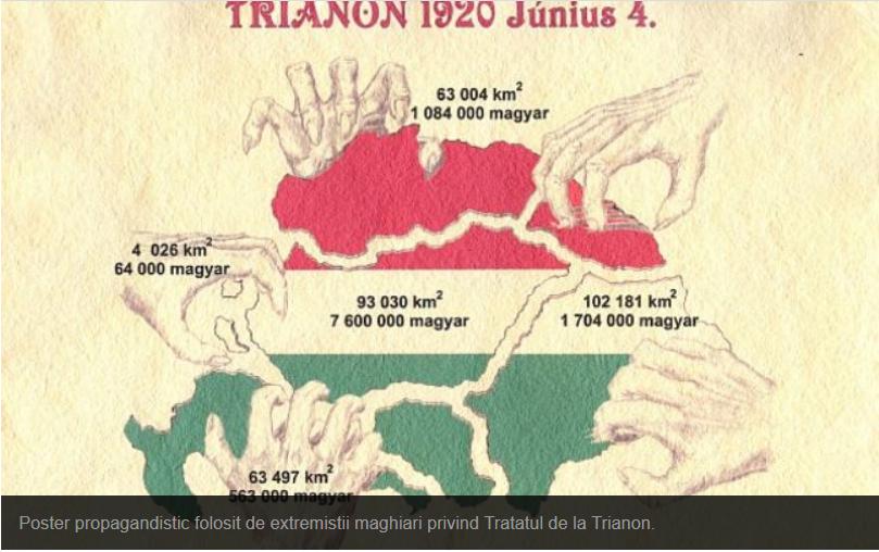 Trianon 100 – o provocare comună pentru vecinii Ungariei?