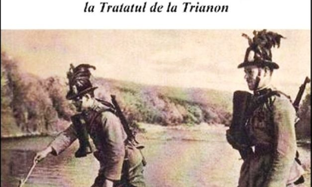 O carte care contracarează propaganda maghiară în favoarea anulării Tratatului de la Trianon