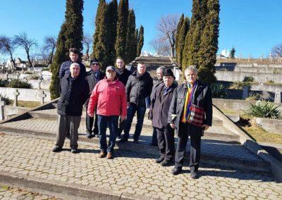 Reabilitare Cimitirul Eroilor Alba Iulia