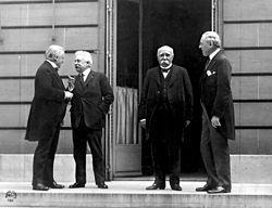 Conferința de Pace de la Paris din 1919