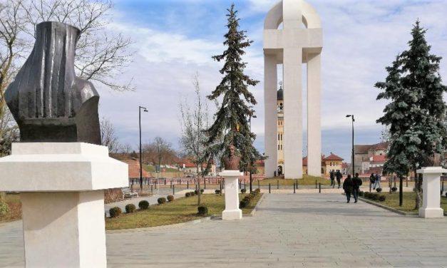 """Solicitare către Primăria Municipiului Alba Iulia, pentru ca o locație din proximitatea  Monumentului Unității Naționale să poarte denumirea de """"Piațeta Trianon"""""""