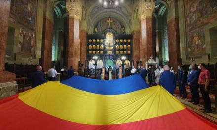 În 26 iunie 2020, la Alba Iulia, a fost marcată în mod solemn Ziua Drapelului Național