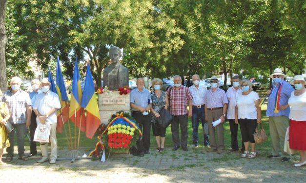 La Alba Iulia și Oarda de Sus, Scriitorul ordean Ion Lăncrănjan omagiat la 92 de ani de la naștere