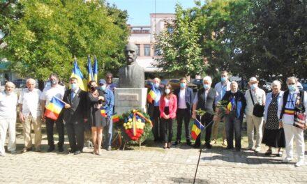La Alba Iulia, poetul George Coșbuc a fost omagiat la 154 de ani de la naștere