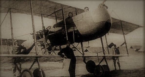 Vasile Niculesc - Zborul Marii Uniri