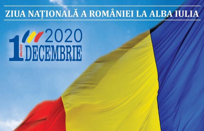 1 Decembrie 2020 – Ziua Națională a României
