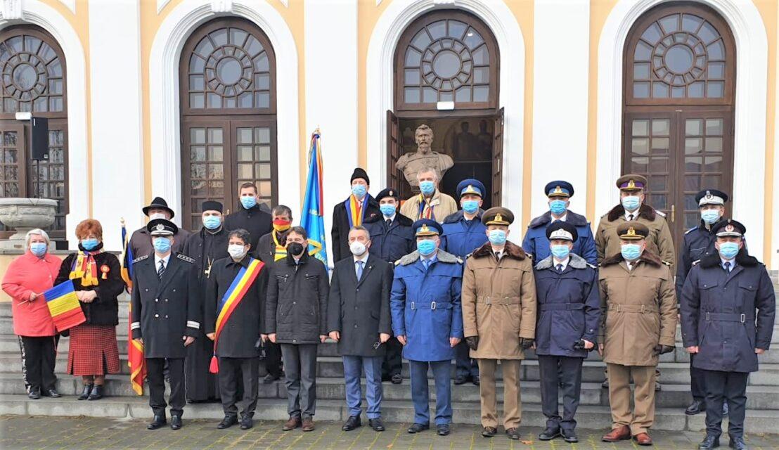 Unirea Principatelor Române sărbătorită la Alba Iulia, în condițiile anului 2021