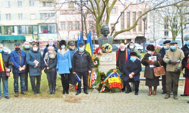 În 14 februarie, la Alba Iulia, A fost omagiat poetul român din Republica Moldova, Grigore Vieru la 86 de ani de la naștere